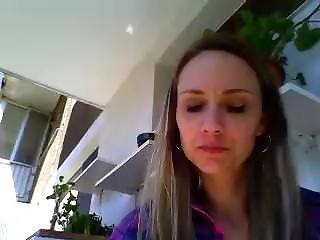 Maria Raluca Rosca Din Braila Se Masturbeaza