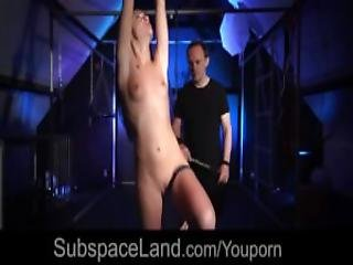 Fifty Whips Of Pain For A Ball Gagged Submissive Slave