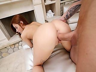 Alaina Dawson Bend Over For A Doggystyle Penetration
