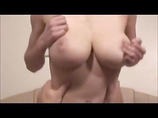 This Amateur French Bitch With Huge Tits Will Make You Nut