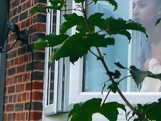 Ella Dearest Caught Naked In The Window (ivoyeur Trailer)