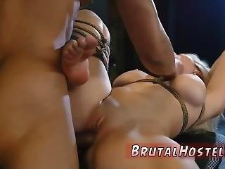 Pump Gag Bondage Xxx Become Foot Slave Big-breasted Blond Bombshell