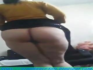Hot Syrian Girl Dancing And Showing Her Ass