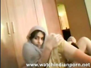 Shy Bhabhi Have Fun On Webcam