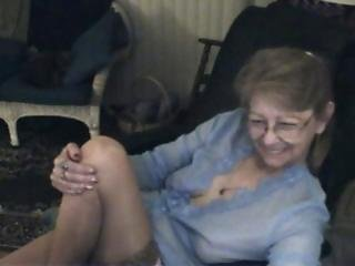Lovely Granny With Glasses 3 Free Webcam Porn 7e From Private-cam Net Teen Big Tit