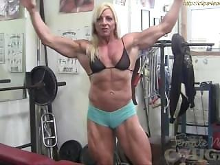 Muscular Women At Clips4sale.com