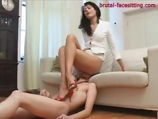 Facesitting - Pussy