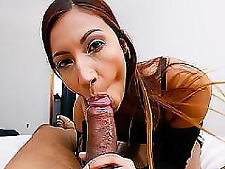 brunette, éjaculation, nique, hardcore, chaude, petite, star du porno, Ados