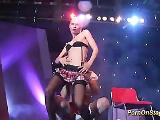 Foder, Lébica, Público, Sexo, Fazer Strip, Voyeur