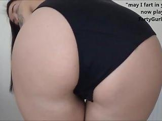 Fart In Jeans Big Booty Farting Girl Farted Huge Ass