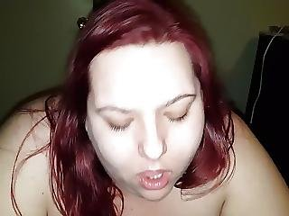 Blowing Daddy For The First Time