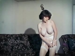 Teenage Kicks - Vintage 80 S Big Tits Dance Strip