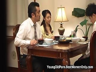 Japanese Young Dude Gives Pleasure To Not Aunt - Aunty Nephew Old-and-young Old-vs-young Old-young Oldvsyoung Young-old Hot-milf Mature Milf Cougar Hairy Amateurs Amateur-video Amateur-sex-video