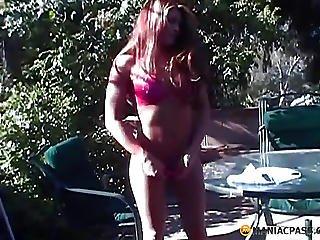 Swirls With Pink Pussy Fucks Guy