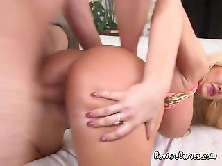 Hot Blonde Summer Brielle Likes To Spread Her Cheeks And Fuck Doggystyle