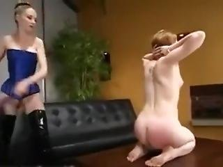 Chanta Rose Whipping Madison Young