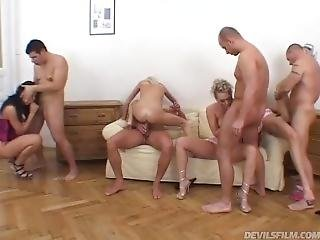 8some Orgy