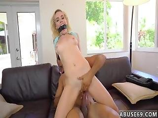 Rough Doggy Hair Pulling And Dirty Mouth Mom Kimberly Moss Gets Treated