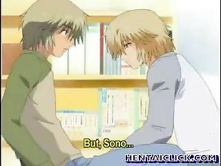Anime, Nique, Gay