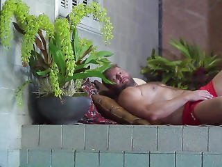 Cocksucking Inked Weenie Railing Bottoms Gazoo