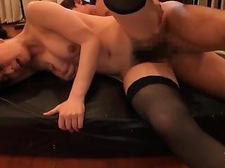 Japanese Office Lady Love Anal Fuck