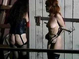 Pony Girl #01 (1993) In Harness - Part 04 Humiliation & Bdsm