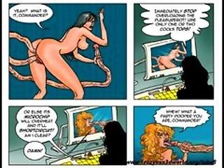 2d Comic%3A Pleasure Bot