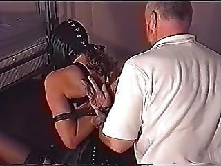 Bdsm, Bound, Corset, Leather