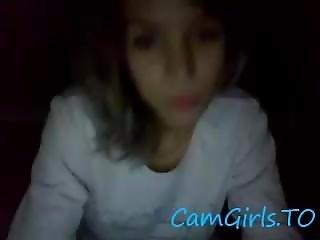 ερασιτεχνικό, μωρό, Cam Girl, αποπλανητικός, χαστούκια, έφηβη, Webcam