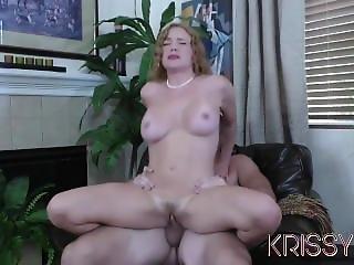 Krissy Lynn Woken And Fucked By Her Perverted Neighbor.