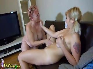 Old Fat Granny Loves Bdsm With Young Sweet Girl