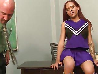 Transgender Playgirl Screwed