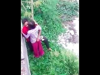 Indian Colleges Students Out Door Sex