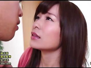 Hbad-305 Kuruoshiki Kissing And Intimacies Widow And A Middle-aged Man Of O