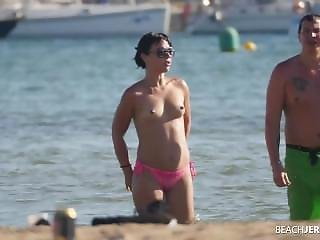 Amateur, Babe, Beach, Perky, Small Tits