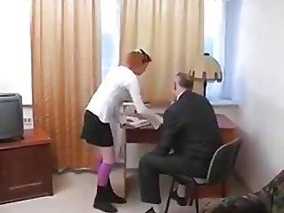Not Real Daughter Taught A Fucking Lesson
