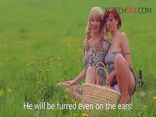 Story Lesbian Girls In The Fields And Hard Fucking Under Tree