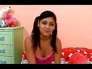 18 Anos De Idade, árabe, Cú, Lambero Cú, Babysitter, Facial, Lamber