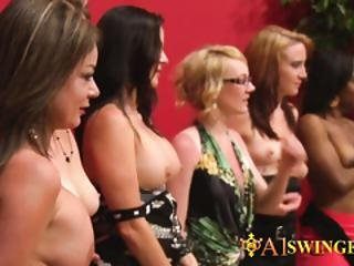 Swingers Getting Ready For The Big Orgy