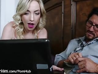 blondi, kyrpä, fantasia, kova, runkkaaminen, pornotähti, todellisuus, pienet tissit, Teini