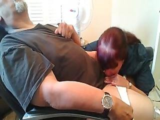 Just A Blowjob And A Swallow