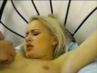 Bdsm, Blonde, Teen, Wax