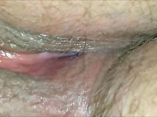 Horny Wet Milf Muff Really Closeup