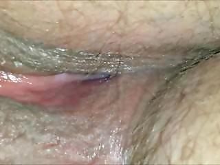 Horny Wet Milf Muff Really Closeup