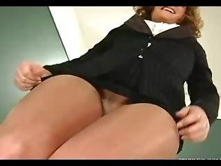 Jbvideo Flower Tucci Pantyhose Tease 2