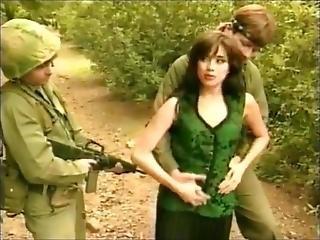 Hadsereg anális pornó