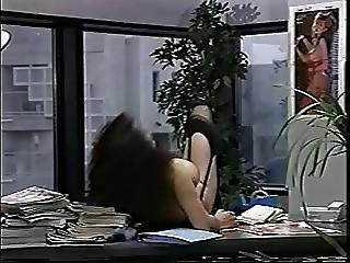 Garndes Mamas, Mamas, Batedores, Masturbação, Escritório, Vintage