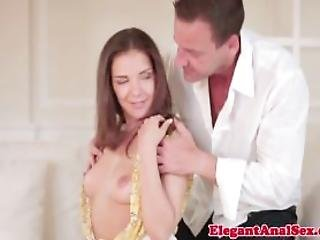 Gorgeous Beauty Loves Anal Sex With Her Man