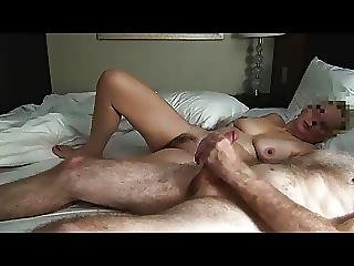 Mature Couple Mutual Masturbation