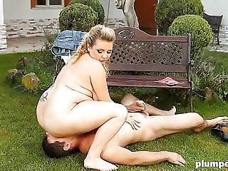 Plumperd.com Big Beautiful Woman Face Sitting 69 Sex